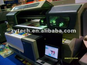 uv flatbed printer machine for glass