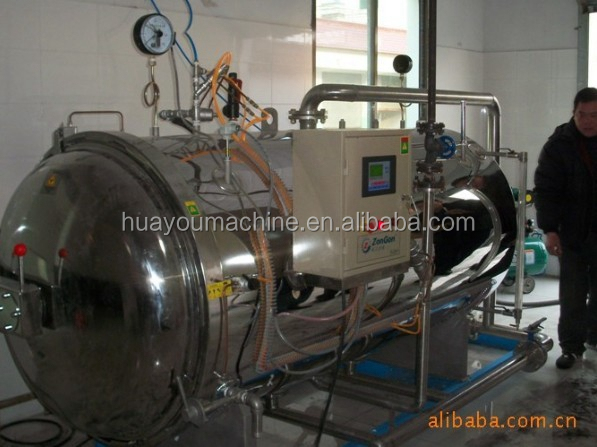 Production Line Autoclave