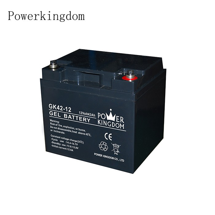 Power Kingdom Heat sealed design lead acid battery types Suppliers wind power systems-2
