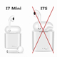 i7 Mini TWS Wireless Earphone Stereo Earbud Headset With Charging Box Mic For Iphone Xiaomi All Smart Phone PK i7s tws earphone