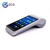 Rugged Design ZCS Z91 4G wifi EFT Android NFC POS System Portable Billing Machines Android For Lottery/Store inventory manage