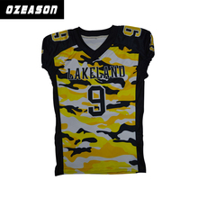 custom camo football jerseys