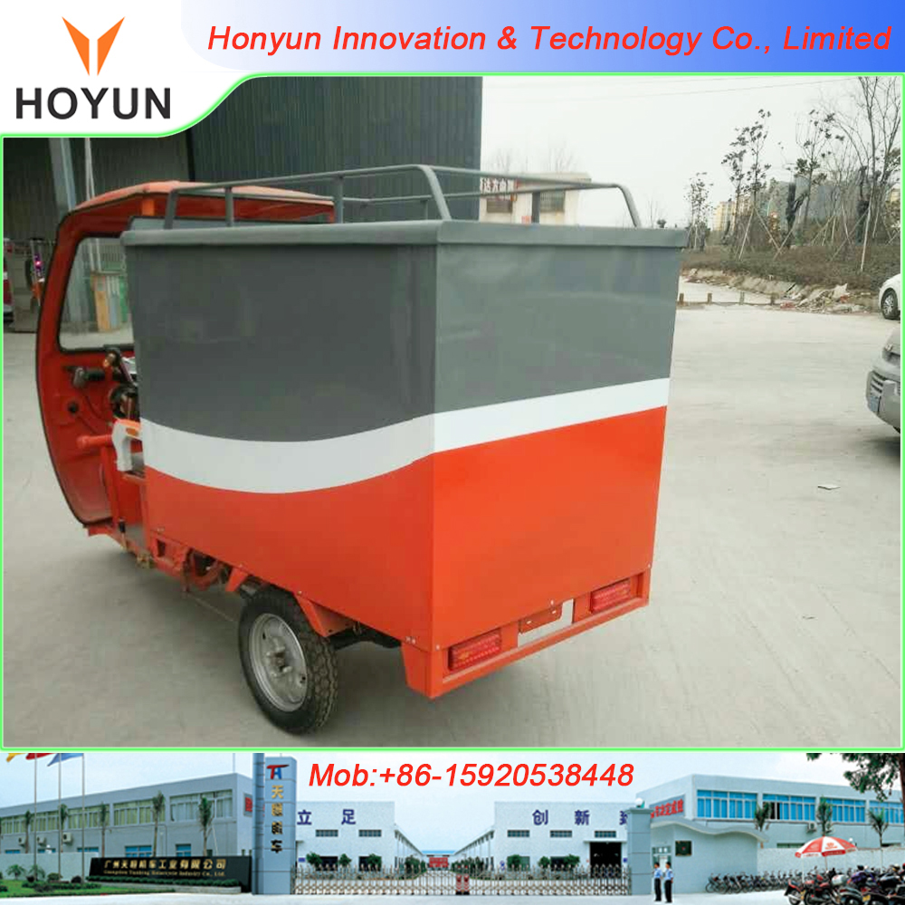 hot sale in Mid-east HOYUN express-delivery HY-KD01 Electric Tricycle