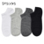 China Factory Direct Sell New Style Cheap Cotton Spandex Polyester Wholesale Ankle Knitting Men Socks