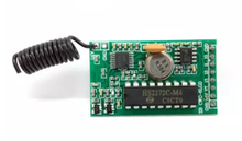 New 315/433MHz High-power Wireless Transmitter Module With encoder PT2262