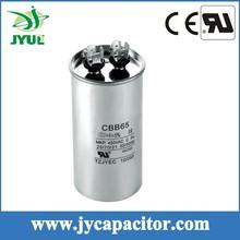 30uf 450v cbb65 air conditioner parts capacitor as battery sh capacitor CBB65 40/70/21