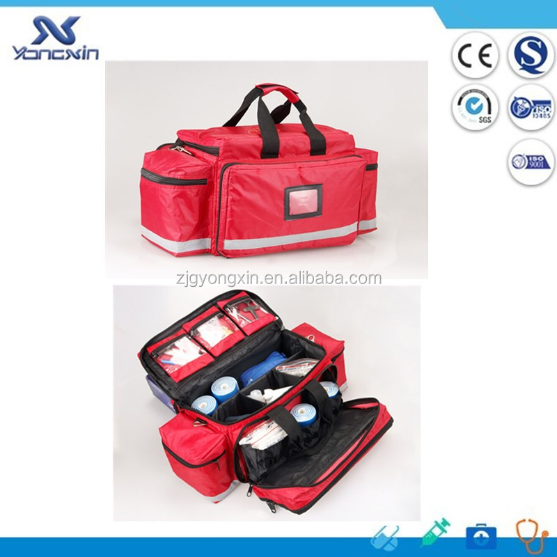 FS-2 Outdoor Sports Emergency First Aid Bag,Medical Lifesaving Trauma Kit