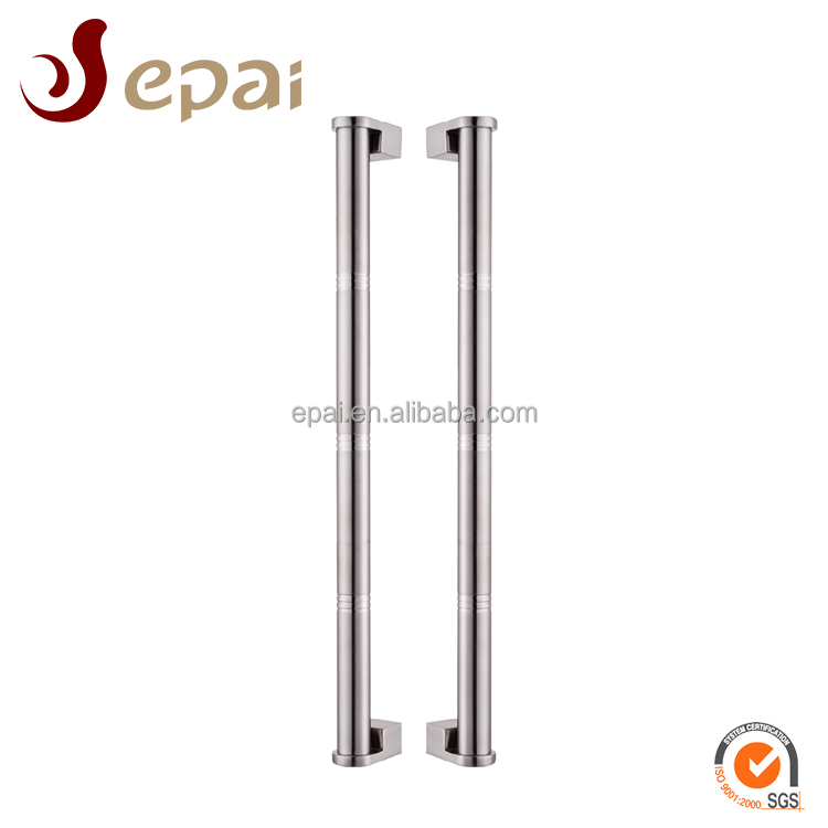 Professional Production Stainless Steel Door Pull Handle For Commercial