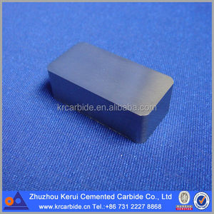 Grind Tungsten / Cemented Carbide Blocks With Good Performance