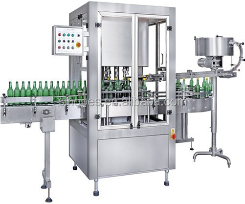 Filling Machine for Liquid, Automatic Liquid Filling Machine, Automatic Beer Filling Machine