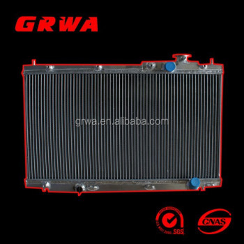Hot Sale Aluminum Auto radiator for 01-05 MT