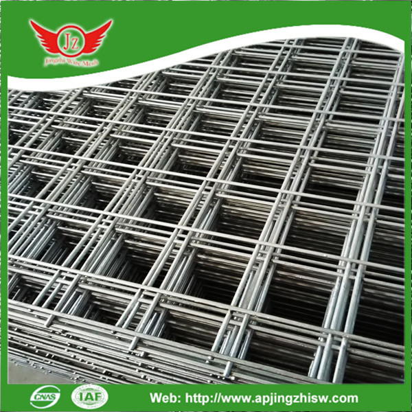 Supplier electro / hot-dipped galvainzed /pvc coated welded wire mesh panel