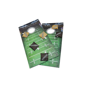 Garden Football Field Lighted Bean Bag Toss With Outdoor Product On Alibaba