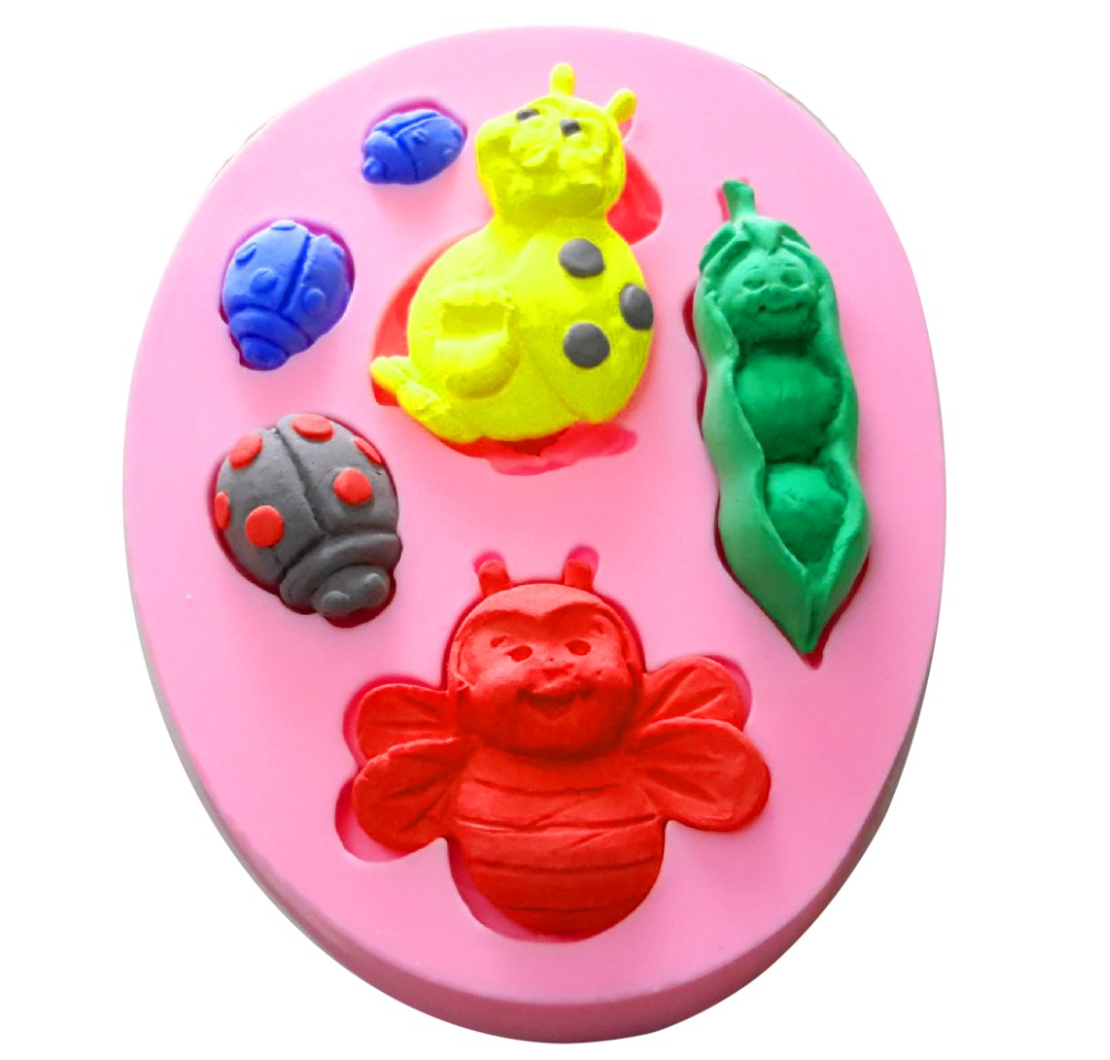 Ladybug Cake Decorations Buy