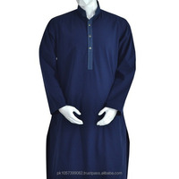 muslim plain men kurtas - White Tunic Islamic Formal Kurta Muslim