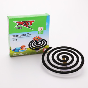 Black Micro Paper Smoke Chemical Mosquito Coil For Sale