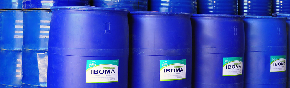 IBOMA CAS NO. : 7534-94-3 Isobornyl Methacrylate for Acylate Resin