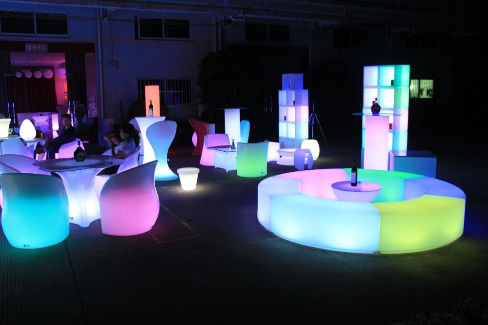 Wholesale Decorative Led Lighted Up Outdoor Party Event