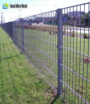 Trailer Mesh Main Gate Designs Pvc Coated Wire Fence In Fs