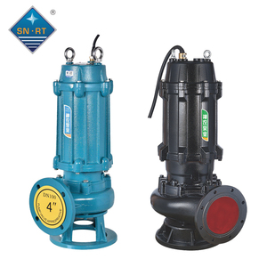 40HP pedestal sump pump high flow submersible sludge sewage pump