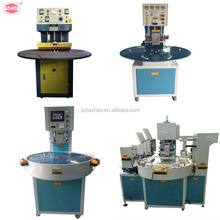 Small Blister Packing Machine Price / Semi-automatic High Frequency PVC Sealing Machine