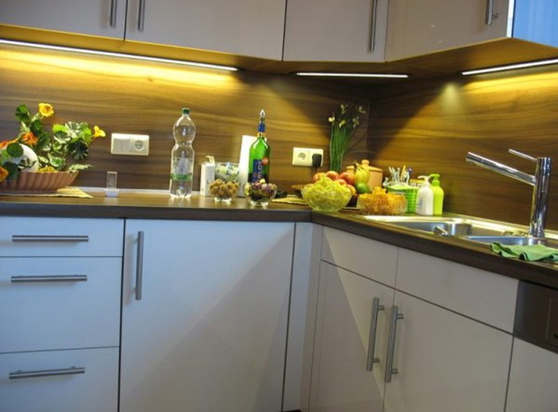 Led dimmable under cabinet