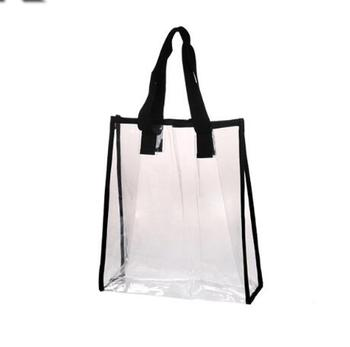 ae9b8bbf9e Simple Design Clear Pvc Shopping Tote Bag - Buy Tote Bag
