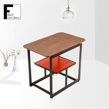 Wooden Side Table Small Contemporary Coffee Tables and End Tables