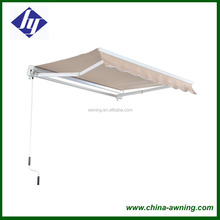 Best Selling Cheap Outdoor Retractable Metal Sun Awnings Parts