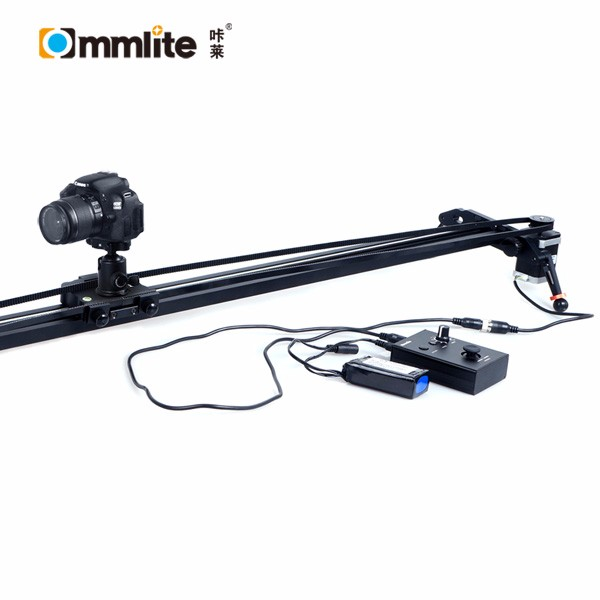 Commlite New Product Timelapse Electronic Video Slider