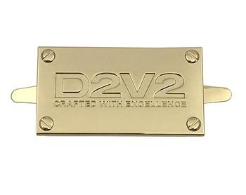 1fa6acbff High quality custom metal logo labels custom adhesive metal label for  handbags in bag parts &accessories