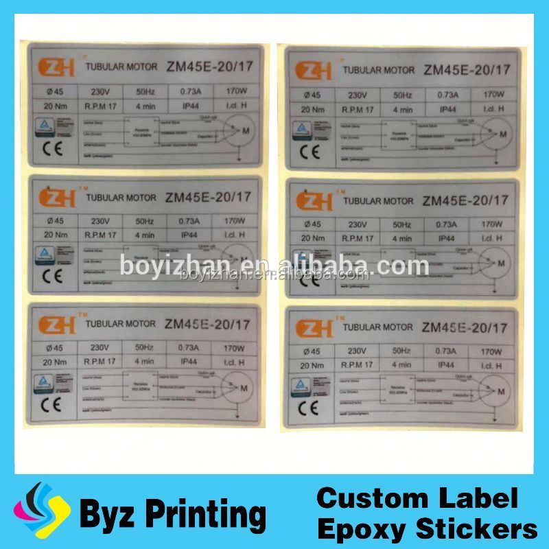 high quality factory direct custom prometh cough syrup label sticker printing,adhesive sticker for medicine