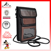 RFID Passport Holder Neck Wallet Secured Pak Safeguards Valuables and Travel Documents From Theft(HCSD0005)