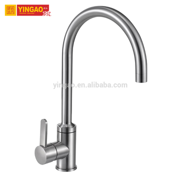 Customized made Nickel brushed Pull out Upc Kitchen Faucet