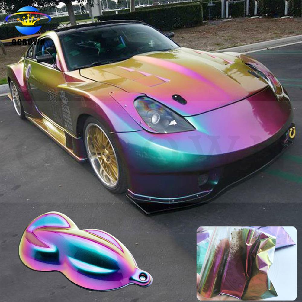 Car Paint Colors >> Chameleon Mirror Powder Cameleon Car Paint Color Changing Pigment For Auto Paints Buy Chameleon Car Paint Color Changing Pigment Chameleon Auto