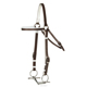 PVC Leather Spanish Bridle for horse