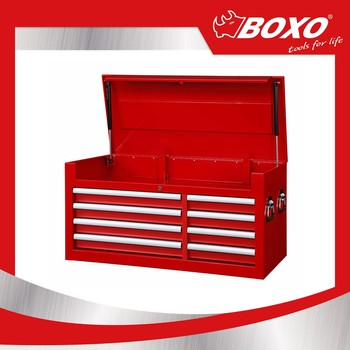 BOXO ELC42081RD Hot Sale Mechanic Custom Made Large Metal Storage Box