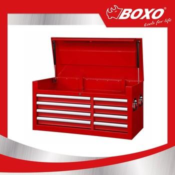 Boxo Elc42081rd Hot Sale Mechanic Custom Made Large Metal Storage