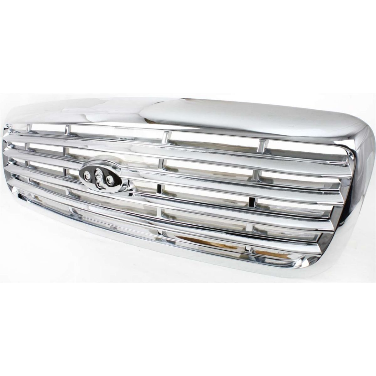Diften 102-A0040-X01 - New Grille Assembly Grill Chrome Ford Crown Victoria 2011 2010 2009 99 FO1200346
