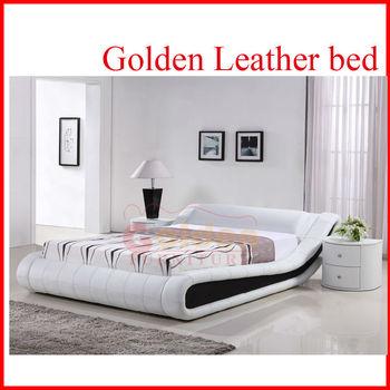 BG997# Otobi Furniture Bedroom Latest Bed Designs In Wood