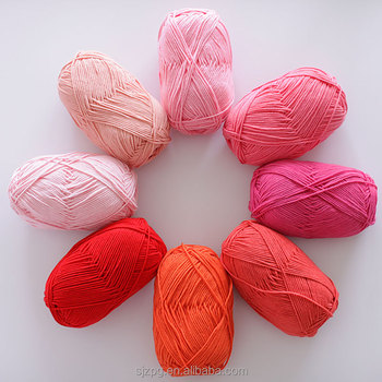 Aliexpress Crochet Yarn Wholesale 100 Cotton 30s Carded Yarn Price