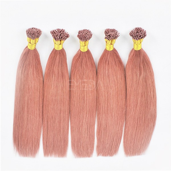 Buy Heads Hair Extensions Pre Bonded I Tip Alibaba Hair Extensions