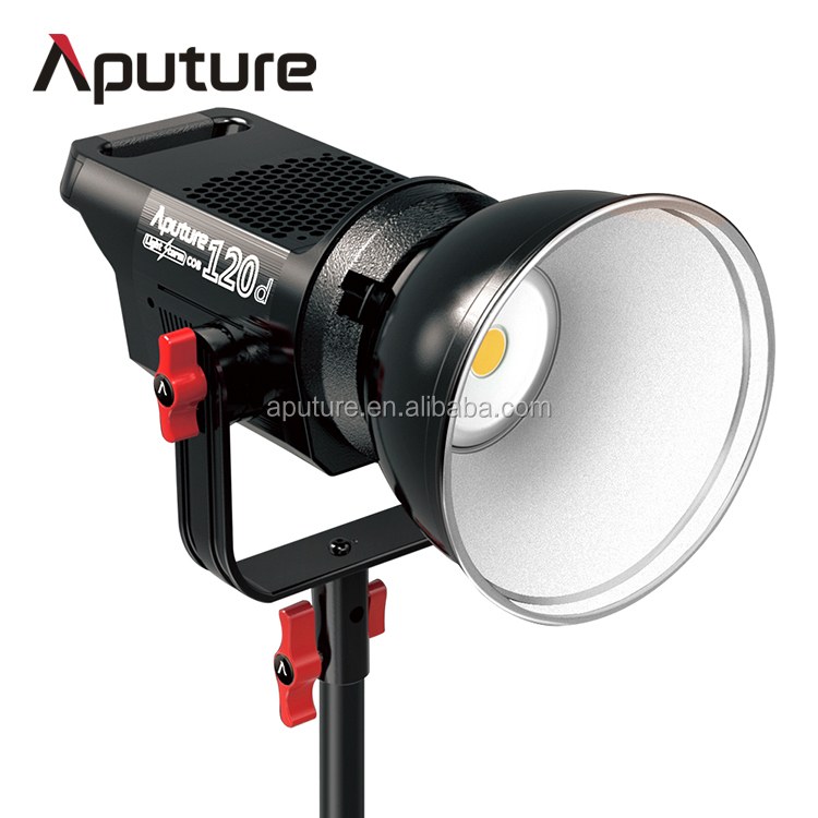 Aputure LS C120d studio TLCI/CRI 96 photo light kit LED Video light