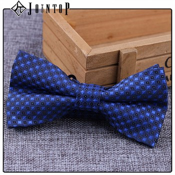 stock low moq novelty straight make bow tie
