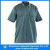 Wholesale work clothes products men's short sleeve oxford shirt