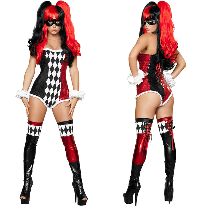 A brief history of sexy halloween costumes