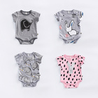 Dropshipping Infant Clothes Baby Linen Kits Romper For New Born Babies