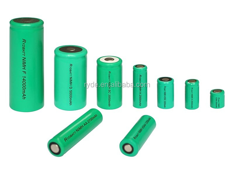 4 PACK Shrink Wrap 1.2v Nimh Rechargeable battery aa size battery FOR torch light , Remote control, KTV