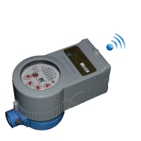 AMR water meter(wireless, remote read & control)