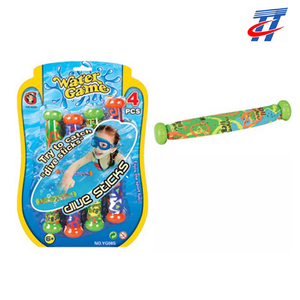 summer swimming pool toy water game dive sticks for kids